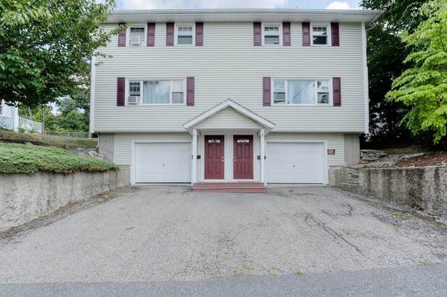 64 Brooks Street #1, Worcester, MA 01606 (MLS #72708979) :: Zack Harwood Real Estate | Berkshire Hathaway HomeServices Warren Residential