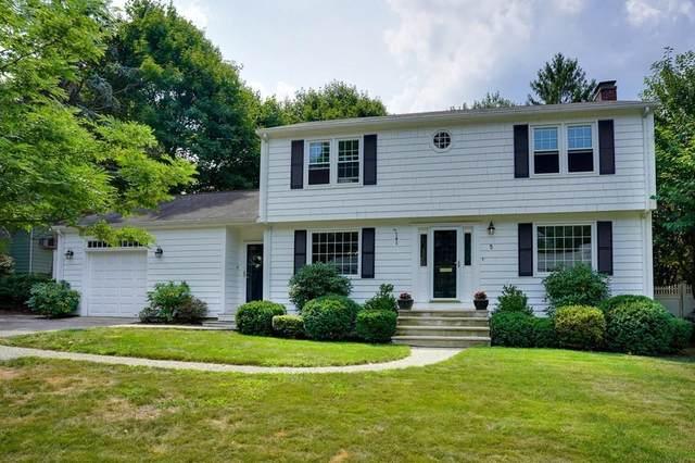 5 Hathaway Circle, Arlington, MA 02476 (MLS #72709004) :: Berkshire Hathaway HomeServices Warren Residential