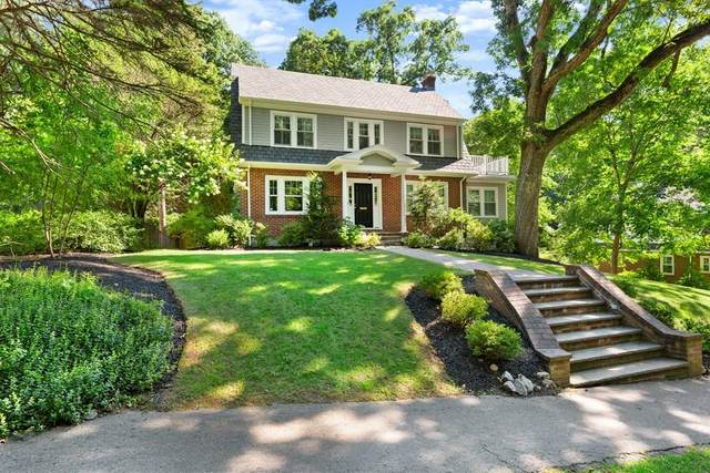 28 Hillside Rd, Wellesley, MA 02481 (MLS #72709112) :: RE/MAX Vantage