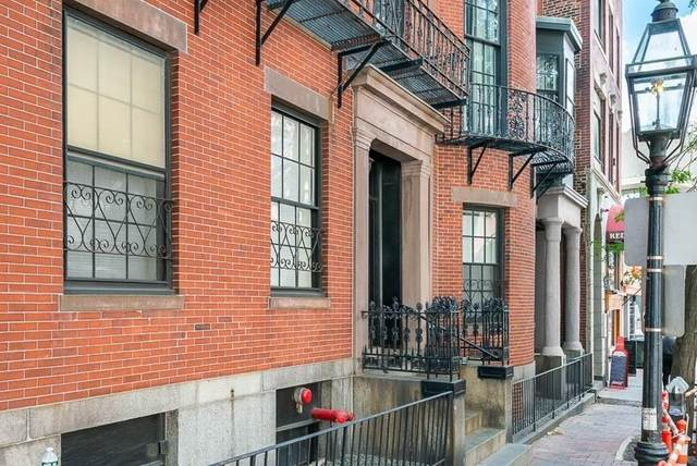 13 Bowdoin St 5C, Boston, MA 02114 (MLS #72709127) :: Charlesgate Realty Group