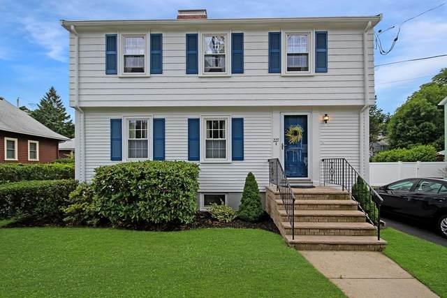 227 Wachusett Avenue, Arlington, MA 02476 (MLS #72709143) :: Berkshire Hathaway HomeServices Warren Residential