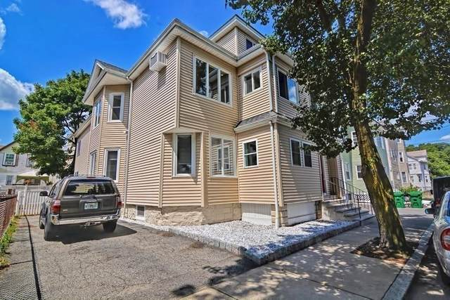 164 Grant Ave #164, Medford, MA 02155 (MLS #72709170) :: Berkshire Hathaway HomeServices Warren Residential