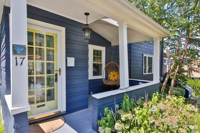 17 Florence Avenue #17, Arlington, MA 02476 (MLS #72709197) :: Berkshire Hathaway HomeServices Warren Residential