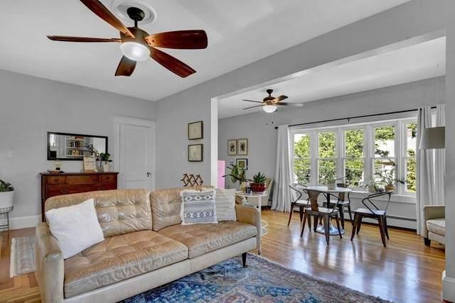 72 Garnet Rd #2, Boston, MA 02132 (MLS #72709248) :: Berkshire Hathaway HomeServices Warren Residential