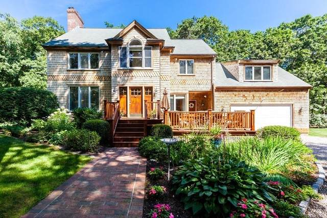 350 Old Oyster Rd, Barnstable, MA 02635 (MLS #72709279) :: Parrott Realty Group