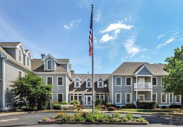 7 Assinippi Ave. #111, Norwell, MA 02061 (MLS #72709292) :: Anytime Realty