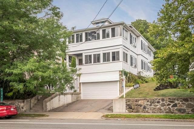 665-667 Main St., Watertown, MA 02472 (MLS #72709302) :: Berkshire Hathaway HomeServices Warren Residential