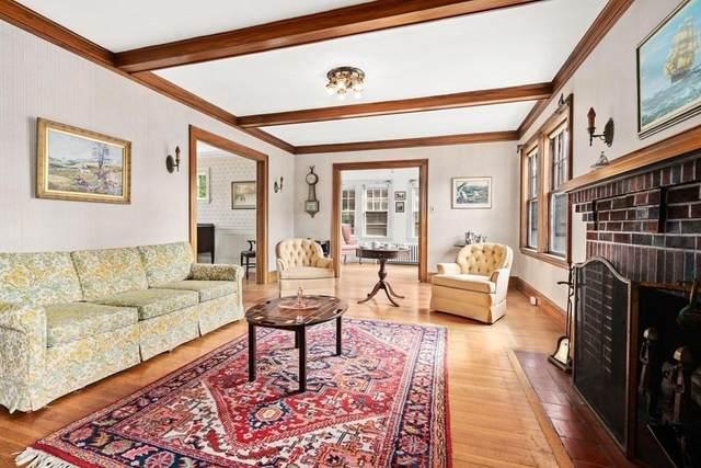 285 Mystic Street, Arlington, MA 02474 (MLS #72709303) :: Kinlin Grover Real Estate