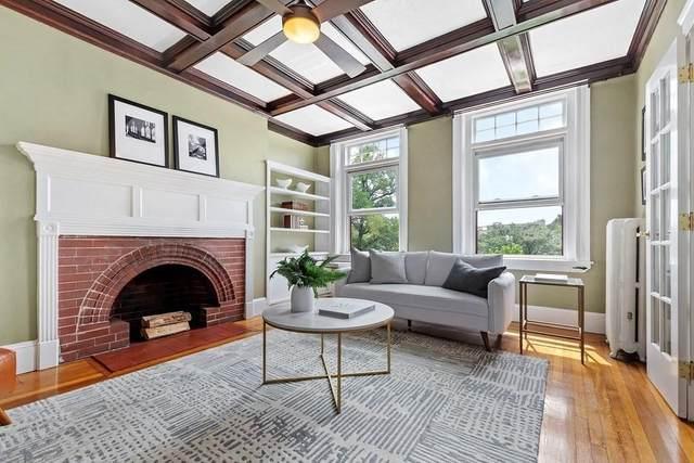 33 Westbourne Ter #3, Brookline, MA 02446 (MLS #72709408) :: Berkshire Hathaway HomeServices Warren Residential