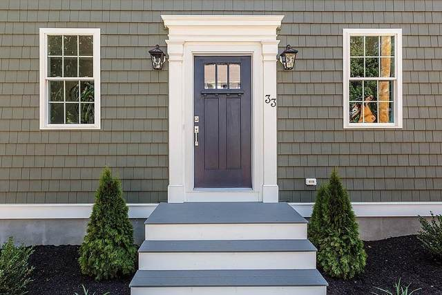 33 Glenburn Rd, Arlington, MA 02476 (MLS #72709424) :: Kinlin Grover Real Estate