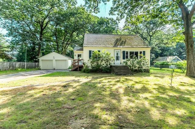 90 Woburn St, Andover, MA 01810 (MLS #72709494) :: Kinlin Grover Real Estate