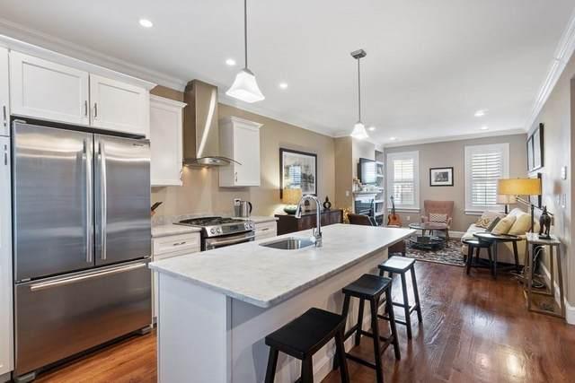 77 Green Street #1, Boston, MA 02129 (MLS #72709537) :: Charlesgate Realty Group