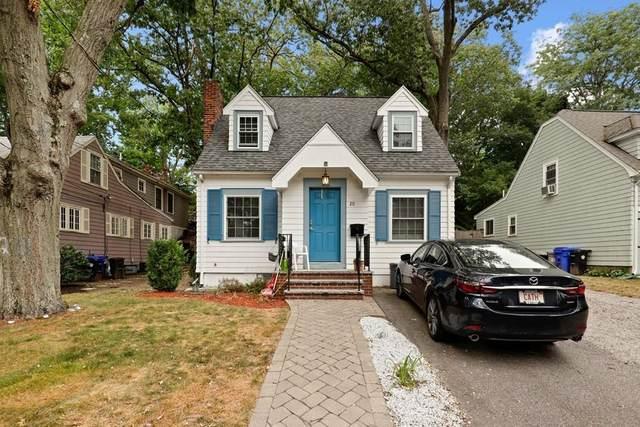 20 Conant Rd, Brookline, MA 02467 (MLS #72709594) :: Berkshire Hathaway HomeServices Warren Residential