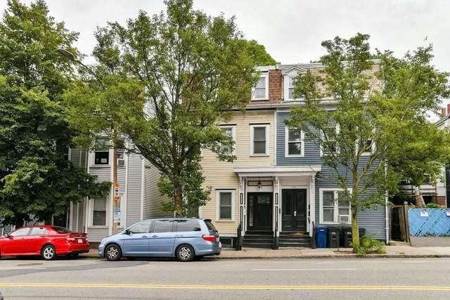 64 L St, Boston, MA 02127 (MLS #72709634) :: Charlesgate Realty Group
