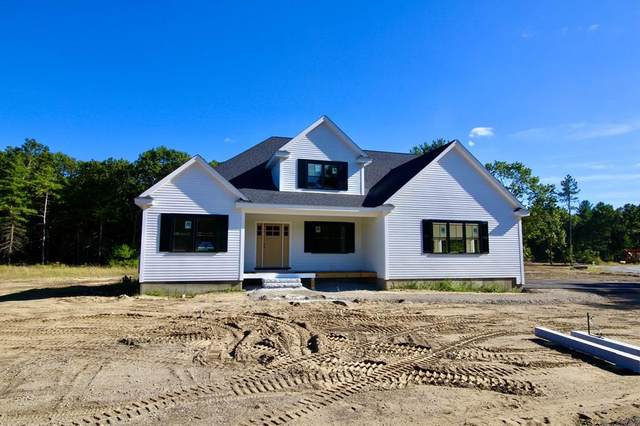 Lot 6 Fitzpatrick Woods, Billerica, MA 01821 (MLS #72709964) :: Anytime Realty