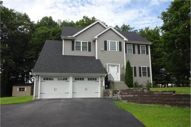 41 Holliston St, Medway, MA 02053 (MLS #72711176) :: Parrott Realty Group