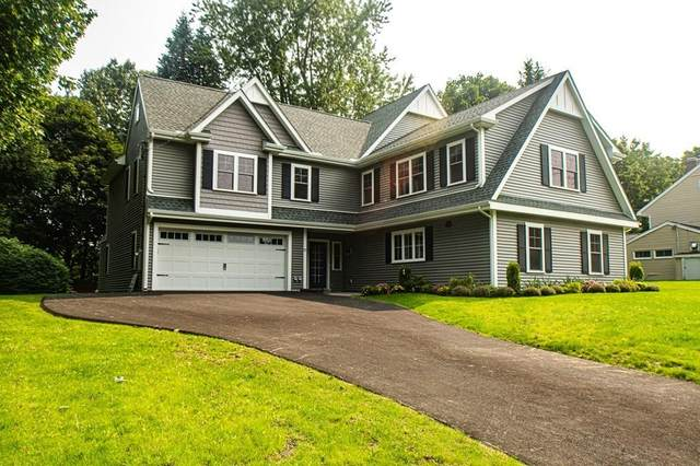 27 Liberty St., Natick, MA 01760 (MLS #72713114) :: Anytime Realty