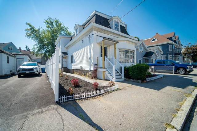432 Lowell St, Lawrence, MA 01841 (MLS #72713452) :: Parrott Realty Group