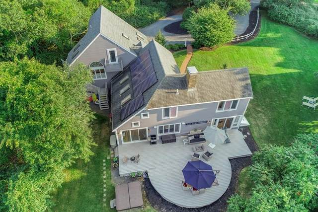 92 Mistic Drive, Barnstable, MA 02648 (MLS #72715301) :: The Gillach Group