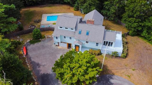 110 Register Rd, Marion, MA 02738 (MLS #72715539) :: Trust Realty One