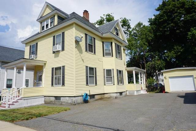 22 Burtt St, Lowell, MA 01851 (MLS #72716008) :: The Duffy Home Selling Team