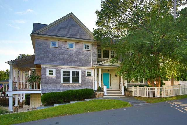 4 Jarvis Ave, Hingham, MA 02043 (MLS #72716479) :: Parrott Realty Group