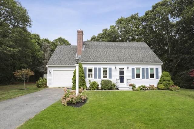 19 Tiller Dr, Falmouth, MA 02536 (MLS #72718360) :: Zack Harwood Real Estate | Berkshire Hathaway HomeServices Warren Residential