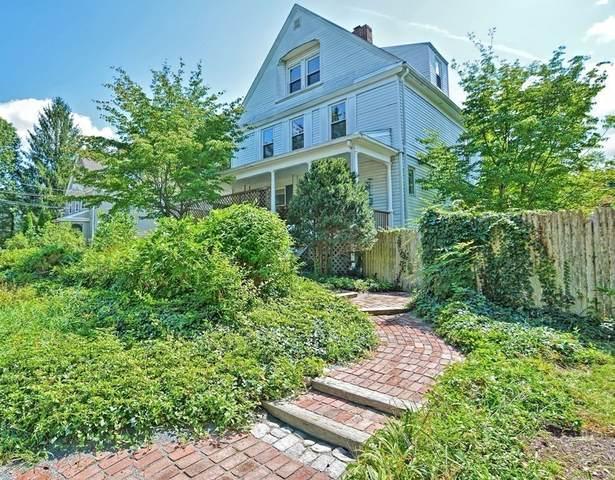 16 Oakland Rd, Sharon, MA 02067 (MLS #72718555) :: Westcott Properties