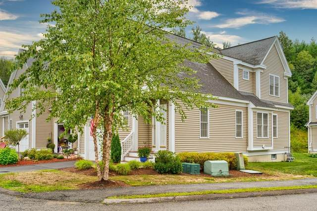 1 Bayberry Lane A, Ayer, MA 01432 (MLS #72720114) :: Walker Residential Team