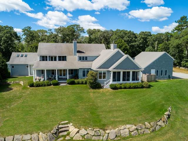 10 Pardon Hill Rd, Dartmouth, MA 02748 (MLS #72720687) :: Exit Realty