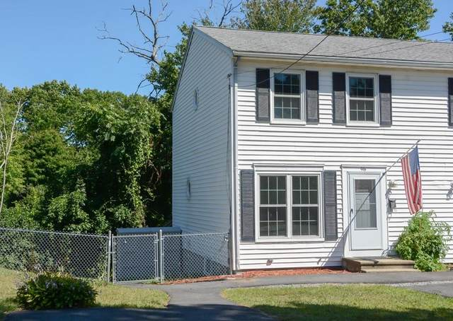 96 Felton St #96, Lowell, MA 01852 (MLS #72720759) :: Anytime Realty
