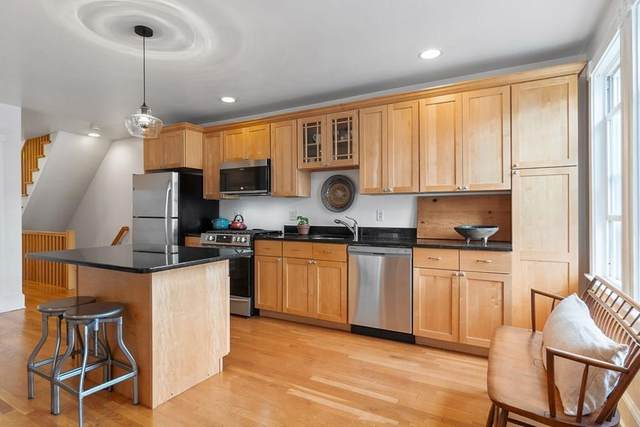 4 Holton St B, Medford, MA 02155 (MLS #72721795) :: Boylston Realty Group