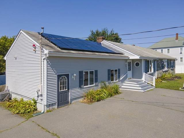 319 Oliver Street, New Bedford, MA 02745 (MLS #72721960) :: Parrott Realty Group