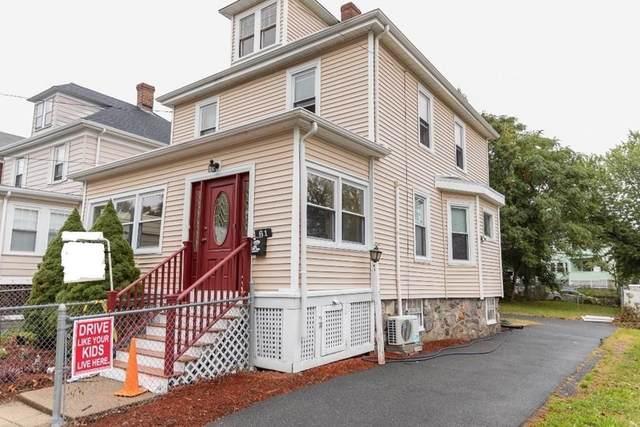 61 Blake Street, Boston, MA 02136 (MLS #72723063) :: Parrott Realty Group