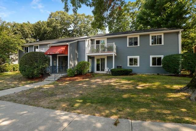 30 Silver Hill Ln #3, Natick, MA 01760 (MLS #72723123) :: Parrott Realty Group
