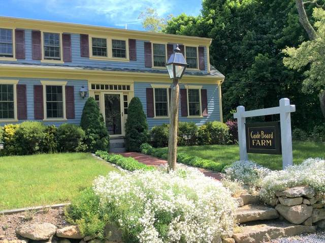 17 Guide Board Road, Plymouth, MA 02360 (MLS #72723593) :: Zack Harwood Real Estate | Berkshire Hathaway HomeServices Warren Residential