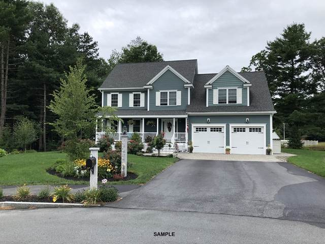 8 Tanner's Ridge Rd., Peabody, MA 01960 (MLS #72724215) :: EXIT Cape Realty