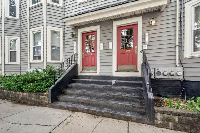 307-309 Elm St #2, Cambridge, MA 02139 (MLS #72724255) :: EXIT Cape Realty