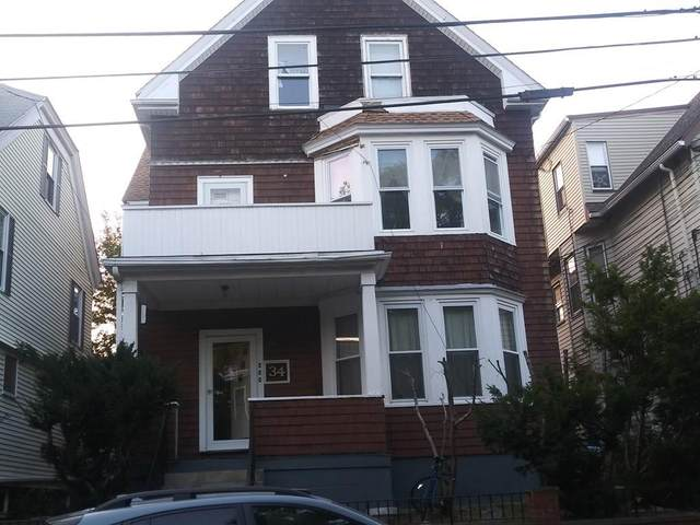 34 Grant St., Somerville, MA 02145 (MLS #72725216) :: Trust Realty One