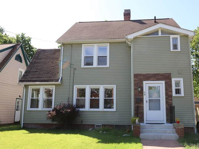 54 Newhall St, Springfield, MA 01109 (MLS #72725493) :: NRG Real Estate Services, Inc.