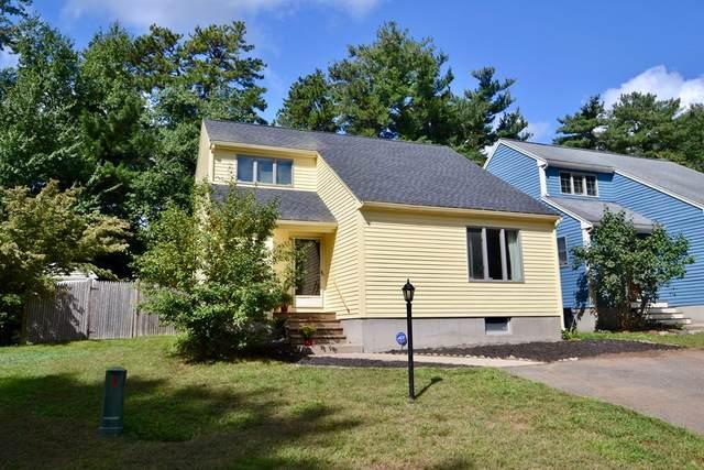 43 Andrews Farm Rd, Boxford, MA 01921 (MLS #72726213) :: RE/MAX Vantage