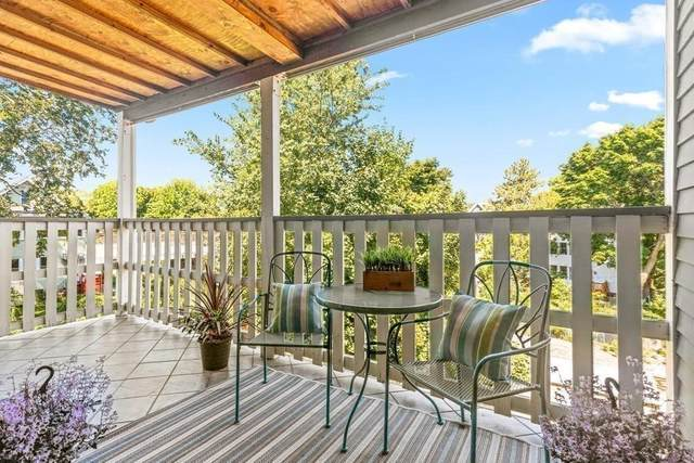 85 Richdale Ave. #7, Cambridge, MA 02140 (MLS #72726940) :: RE/MAX Unlimited