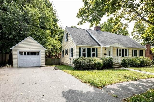 23 Burley Ave, Danvers, MA 01923 (MLS #72728036) :: Maloney Properties Real Estate Brokerage