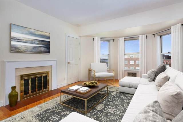 416 Commonwealth Ave #617, Boston, MA 02215 (MLS #72728104) :: Zack Harwood Real Estate | Berkshire Hathaway HomeServices Warren Residential