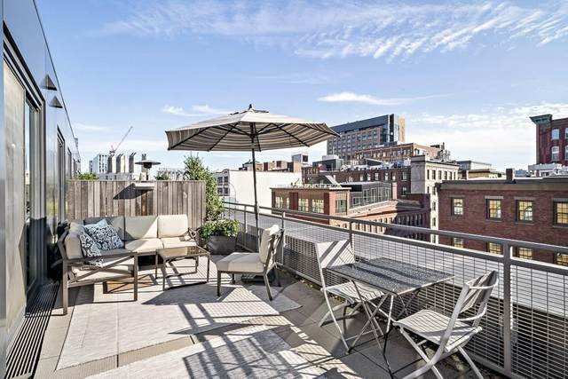 346 Congress St #607, Boston, MA 02210 (MLS #72728119) :: Walker Residential Team