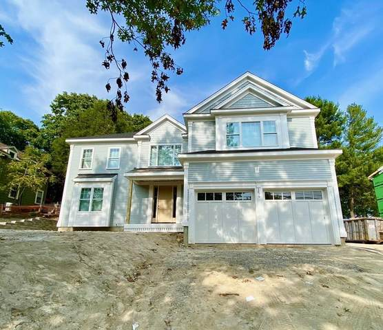 1479 Great Plain Avenue, Needham, MA 02492 (MLS #72728255) :: Trust Realty One