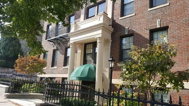 189 Chestnut Hill Ave #9, Boston, MA 02135 (MLS #72728553) :: Westcott Properties