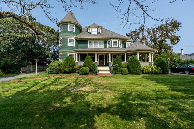 528 Route 28 #6, Harwich, MA 02646 (MLS #72730878) :: Kinlin Grover Real Estate