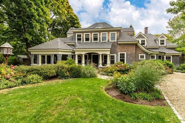 40 Fort Hill Avenue, Gloucester, MA 01930 (MLS #72731037) :: Westcott Properties
