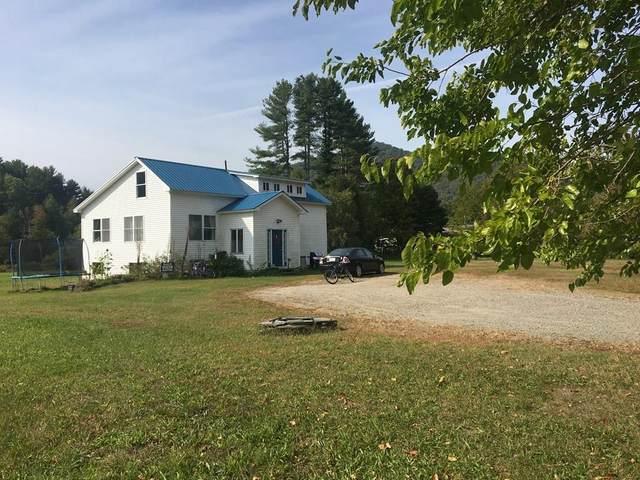 62 & 64 Main Street, Charlemont, MA 01339 (MLS #72731323) :: Kinlin Grover Real Estate